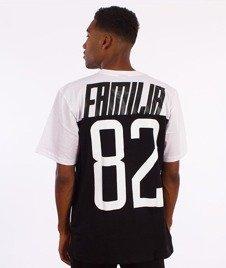 Familia Wear-82 T-Shirt Biały/Czarny