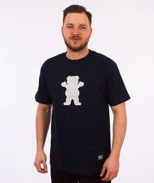 Grizzly-Draft Pick OG Bear T-Shirt Navy