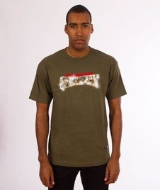Grizzly-Straight Grizzly T-Shirt Olive