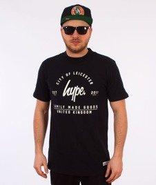 Hype-Turtleneck C.O.L. T-Shirt Czarny