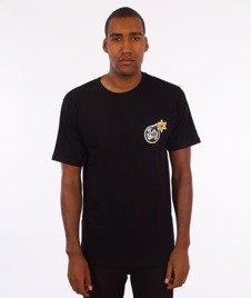 JWP-Bombing T-shirt Czarny