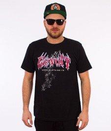 Koka-Haze T-Shirt Czarny