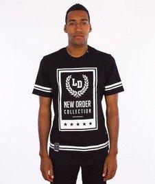 Lucky Dice-New Order T-shirt Czarny