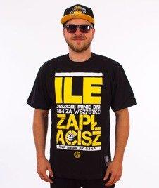 MVP Wear-Ile Dni T-shirt Czarny