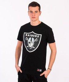 Majestic-Oakland Raiders T-shirt Black