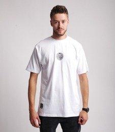 Mass BASE SMALL LOGO T-Shirt Biały