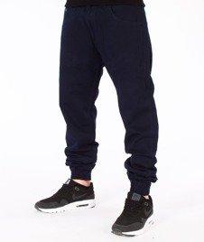 Mass-Base Jogger Pants Spodnie Granatowe