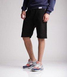 Mass Base Straight Fit Spodnie Krótkie Black