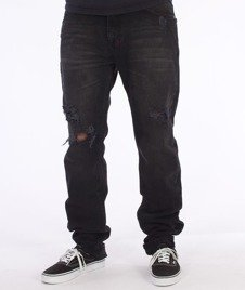 Mass-Conversion Tapered Fit Jeans Black