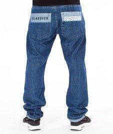 Mass-Demo Regular Fit Jeans Blue