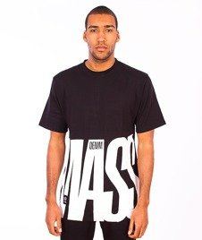 Mass-Outsized T-Shirt Czarny