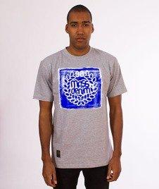 Mass-Painter T-Shirt Szary