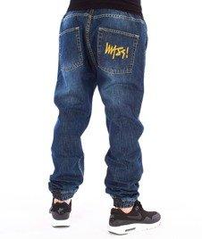 Mass SIGNATURE Jogger Jeans Dark Blue