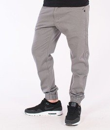Mass-Signature Sneakers Fit Jogger Grey