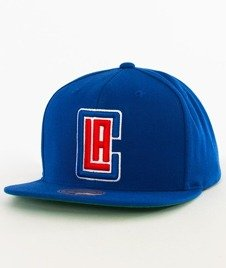 Mitchell & Ness-LA Clippers  Snapback NT78Z Royal