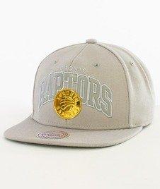 Mitchell & Ness-Toronto Raptors Snapback EU942 Graphite/Gold