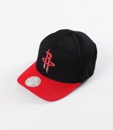 Mitchell & Ness- Wool Solid Snapback - NBA - Houston Rockets