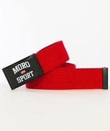 Moro Sport-1978 Pasek Czerwony
