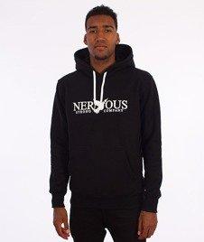 Nervous-Classic Fa16 Bluza z Kapturem Czarna
