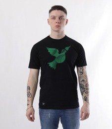 Nervous-Icon SS19 T-shirt Czarny