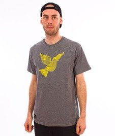 Nervous-Map T-shirt Grey