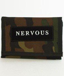 Nervous-Patch Sp18 Portfel Camo