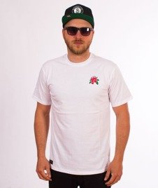 Nervous-Rose Sp18 T-shirt White
