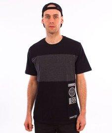 Patriotic-Futura Patch T-shirt Czarny/Grafit