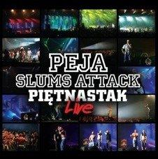 Peja Slums Attack-Piętnastak Live CD