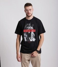 Pihszou-Hardcore T-shirt Czarny