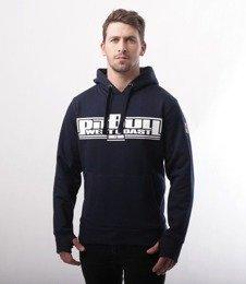 Pit Bull West Coast-Boxing Bluza Kaptur Dark Navy