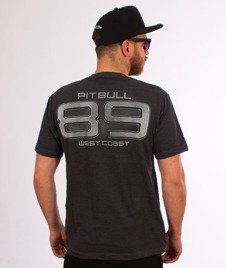 Pit Bull West Coast-Eighty Nine T-Shirt Grafitowy
