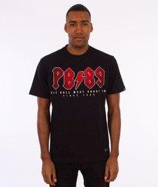 Pit Bull West Coast-Hard PB89 T-Shirt Czarny