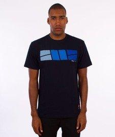 Pit Bull West Coast-Juniper T-Shirt Granatowy