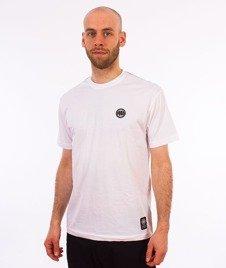 Pit Bull West Coast-Small Logo T-Shirt Biały