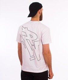 Polska Wersja-PW Outline T-shirt Biały