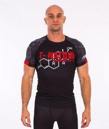 Poundout-Testosterone Rashguard Multikolor