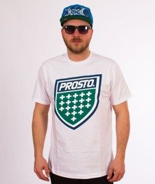 Prosto-Shield XVIII T-Shirt White