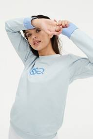 SSG Girls LIGHT BABY BLUE Bluza bez kaptura Niebieski