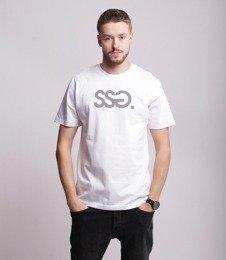Smoke Story CLASSIC ONE TONE T-Shirt Biały
