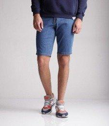 SmokeStory-Classic Krótkie Spodnie Light Jeans