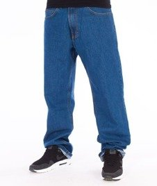 SmokeStory-Classic Regular Jeans Spodnie Light Blue