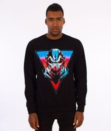 SmokeStory-Graphics Future Bluza Crewneck