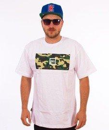 SmokeStory-Moro Line T-Shirt Biały