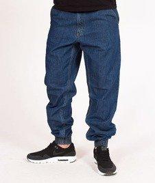 SmokeStory-SSG Tag Jogger Jeans Medium Blue
