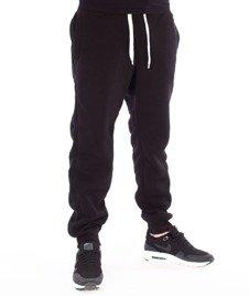 Southpole-Fleece Pant Spodnie Dresowe Czarne