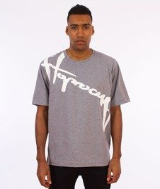 Stoprocent-Downhill 17 T-Shirt Szary