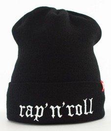 Stoprocent-Rap'n'Roll Czapka Zimowa Black/White