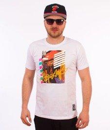 Stoprocent-Redlight T-Shirt Biały