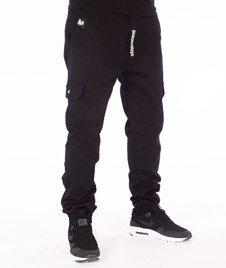 Stoprocent-SJ Army 17 Jogger Spodnie Czarne